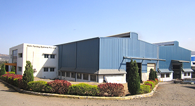 Factory at Pirangut - Pune - India