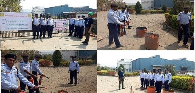 Security guards Safety Tranning
