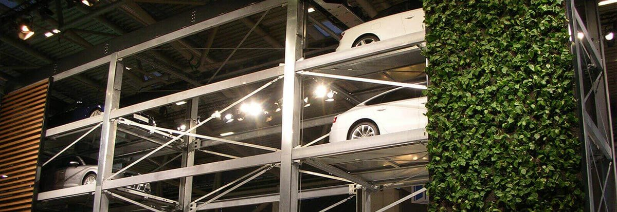 car parking manufacturer