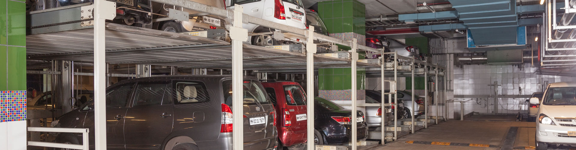 Tower Car Parking Manufacturer India